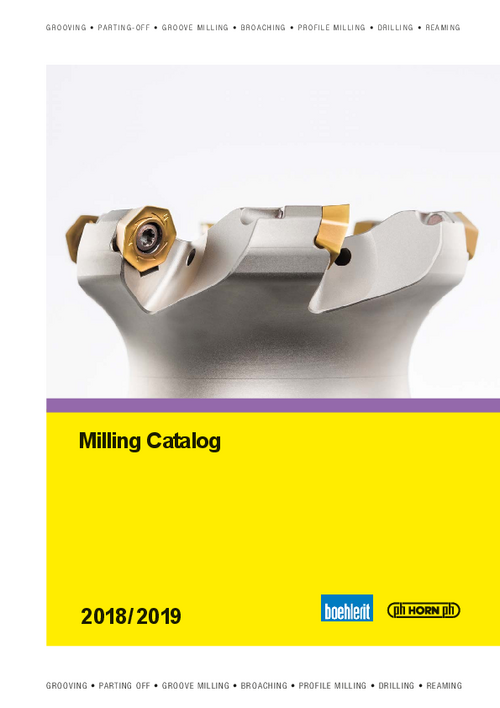 catalog Milling - with Imperial Items