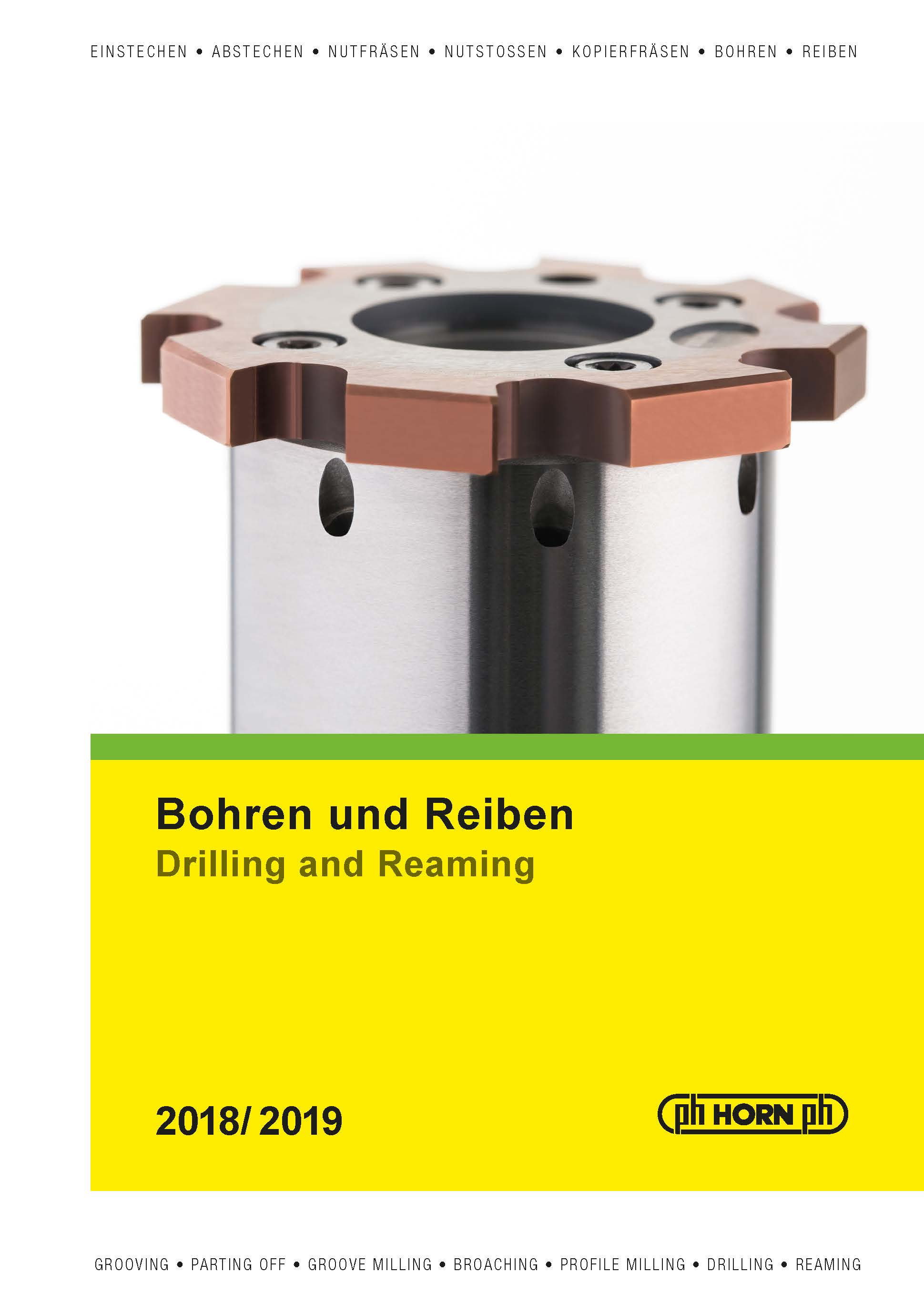 Download Drilling & Reaming Catalogue
