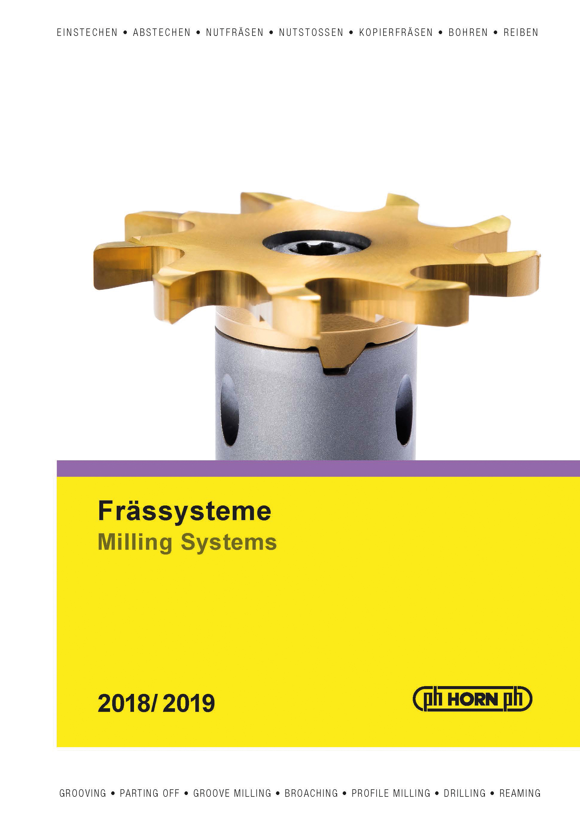 Download Milling Systems Catalogue