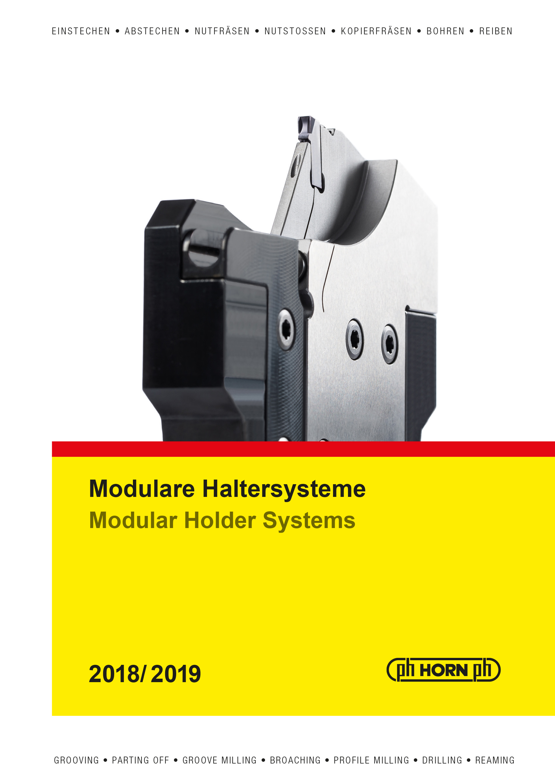Download Modular Holder Systems Catalogue
