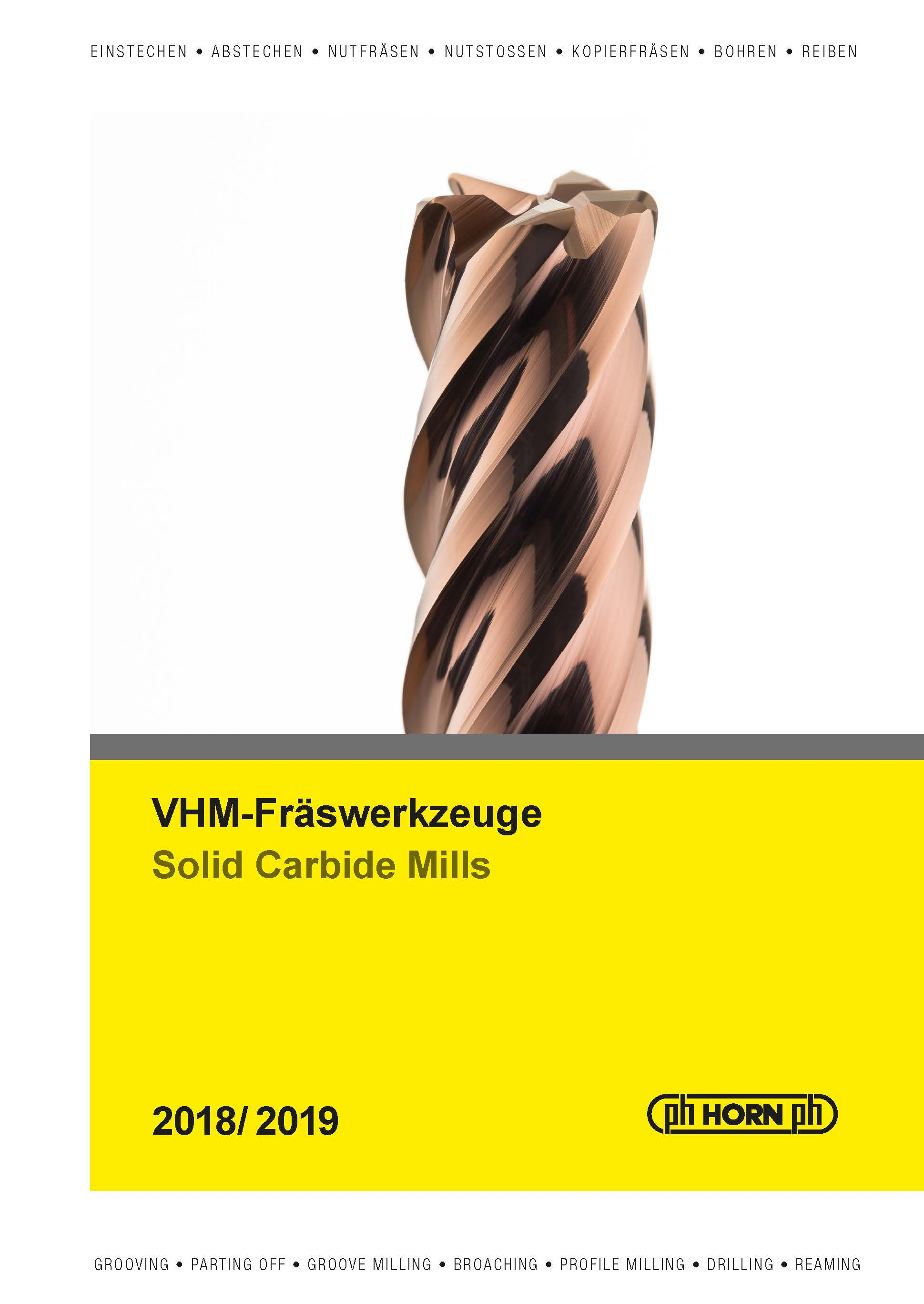 Download Solid Carbide Mills Catalogue